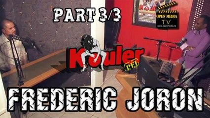Kouler Pei - Frederic Joron - Août 2014 - part 3/3