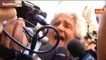 """M5S - Beppe Grillo """"C'è in gioco la democrazia di questo paese"""" - MoVimento 5 Stelle"""