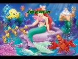 Karaoké - La petite sirene - Partir la-bas