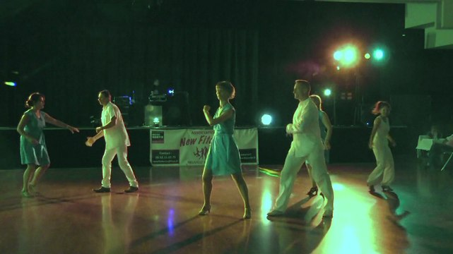 Danse Bachata perfectionnant