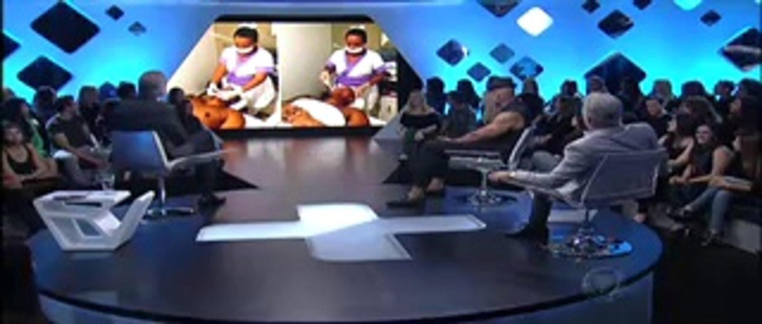 TV Record 2014-07-28 Roberto Justus + com Leo Santana (2)