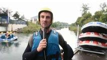Saint-Laurent-Blangy : on a testé pour vous la base nautique (rafting, canoë, hydrospeed)
