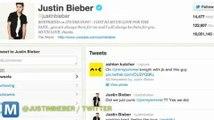 Justin Bieber Twitter Account Hacked, Beliebers React