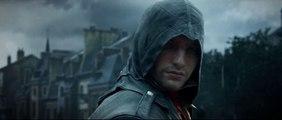 Assassin's Creed Unity Arno Master Assassin CG Trailer