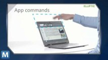 Windows 8 Gets 'Minority-Report' Makeover, Touchless Gestures