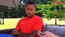 "Football. Jordan Ayew : ""Franchir un cap à Lorient"""
