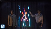 Doctors Use Holograms in the Classroom to Curb Boredom