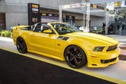 Ford Puts Mustang Atop Empire State Building for 50th Anniversary