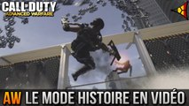 AW // Le mode histoire en vidéo [FR] - Officiel Call of Duty: Advanced Warfare | FPS Belgium