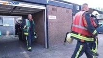 Zolderbrand Oude Pekela - RTV Noord