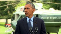 Obama announces expanded sanctions on Russia, with European support