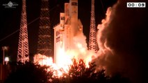 Décollage d'Ariane 5/ATV-5 (29-30/07/14)