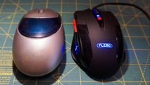 PLEMO Black Mamba 6-Button PC Computer Optical USB Wired Gaming Mouse Review