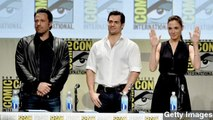 Comic-Con: 'Batman v Superman' Teased, Wonder Woman Revealed