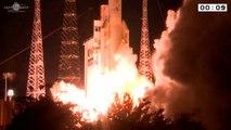 Liftoff Ariane 5/ATV-5 (29-30/07/14)