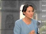 """Ségolène Royal: """"J'ai annulé la hausse du prix de l'électricité du 1er août"""" - 30/07"""