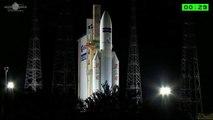 « Ariane 5 » est partie ravitailler la Station spatiale internationale