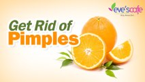 Get rid of pimples & acne naturally