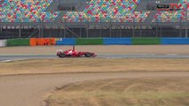 Tests F1 Magny-Cours 2012 ! Essais Ferrari / Mercedes / Force India - Rookies/Jeunes pilotes
