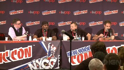 GTA 5 Panel - NY Comic Con 2013 de Grand Theft Auto V