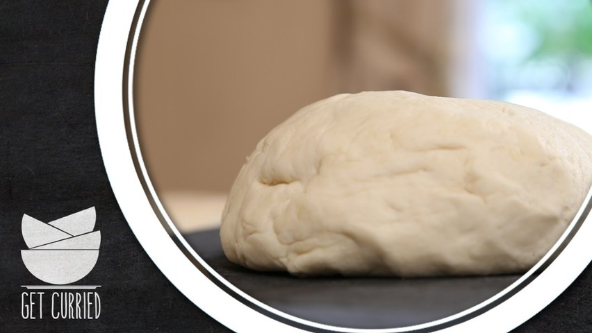 How To Knead Pizza Dough - My Recipe Book By Tarika Singh