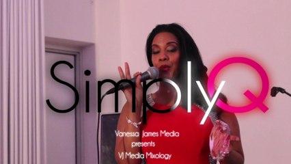 Vanessa James presents VJ Media Mixology