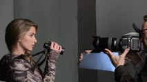 May Cover Shoot with Eva Shockey