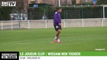 Tour de France des clubs de Ligue 1 / Le Toulouse Football Club