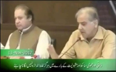 Shebaz shrif says the world knows Imran khan for his credibility