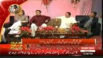 Javed Chaudhry, Dr. Shahid Masood, Talat Hussain and Kashif Abbasi Sharing Their Stupidities of Life