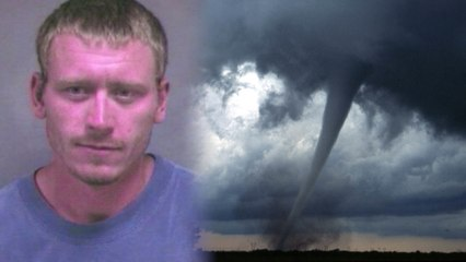 Tornado Exposes Thief by Flinging Stolen Items onto Lawn