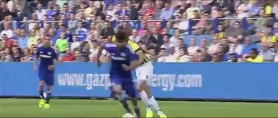 Chelsea vs Vitesse Arnhem 3 1 All goals and highlights friendly match 2014 HD