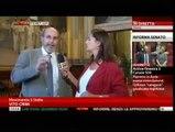 """Vito Crimi (M5S): SkyTG24 """"Aboliamo il Senato!"""" - MoVimento 5 Stelle"""