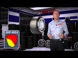 2013年F1韓国GPタイヤ解説