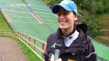 Intervista a Evelyn Insam - Salto femminile