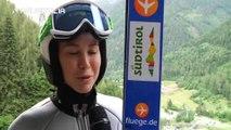 Intervista a Elena Runggaldier - Salto femminile