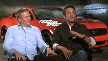 Need For Speed - Interview Scott Waugh and Lance Gilbert (2) VO