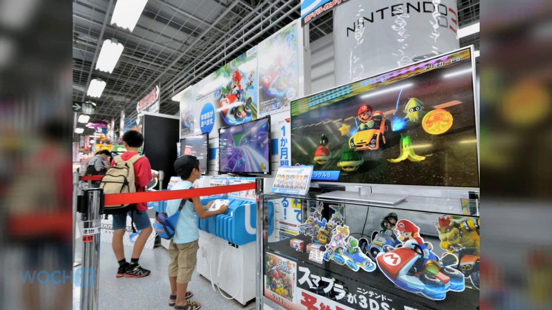 Nintendo Reports Loss On Shaky Wii U Sales
