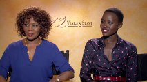 12 Years A Slave - Interview Alfre Woodard et Lupita Nyongo VO
