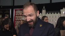 The Grand Budapest Hotel - Interview Ralph Fiennes VO