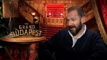 The Grand Budapest Hotel - Interview Ralph Fiennes (2) VO