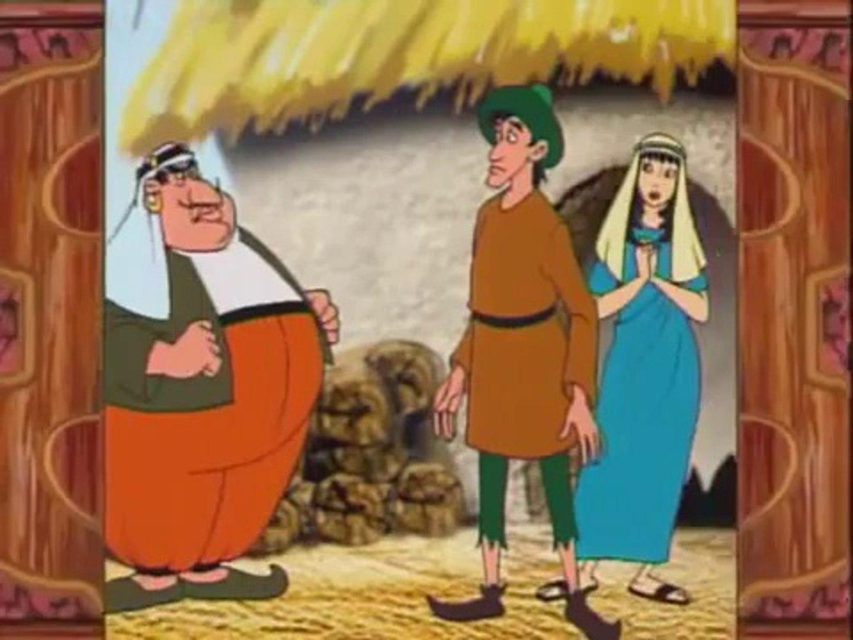 Ali Baba - Desene animate in romana