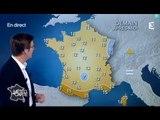 Les prévisions météos à 9 jours du mercredi 1er janvier au vendredi 10 janvier 2014