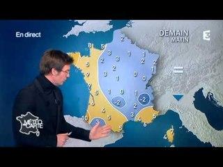 Les prévisions météos à 9 jours du mardi 14 janvier au jeudi 23 janvier 2014