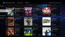 PS4 - PlayStation Now - Beta Walkthrough (Games Streaming)