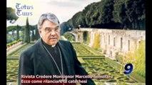TOTUS TUUS   Rivista Credere. Monsignor Marcello Semeraro. Ecco come rilanciare la catechesi
