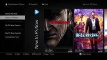 Playstation Now : les premiers pas de la bêta ouverte sur PS4