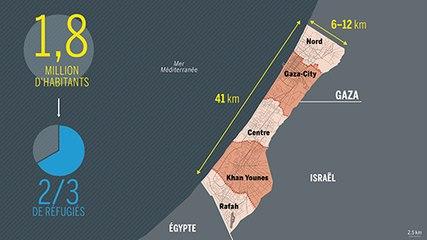 Les origines de la guerre à Gaza expliquées en 5 minutes (Vidéo)
