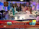Good Morning Pakistan - Eid Special 3rd Day Part 1 - 31st July 2014
