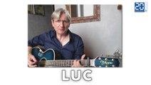 «Alors on chante»: Luc interprète «Grand-père», chanson originale